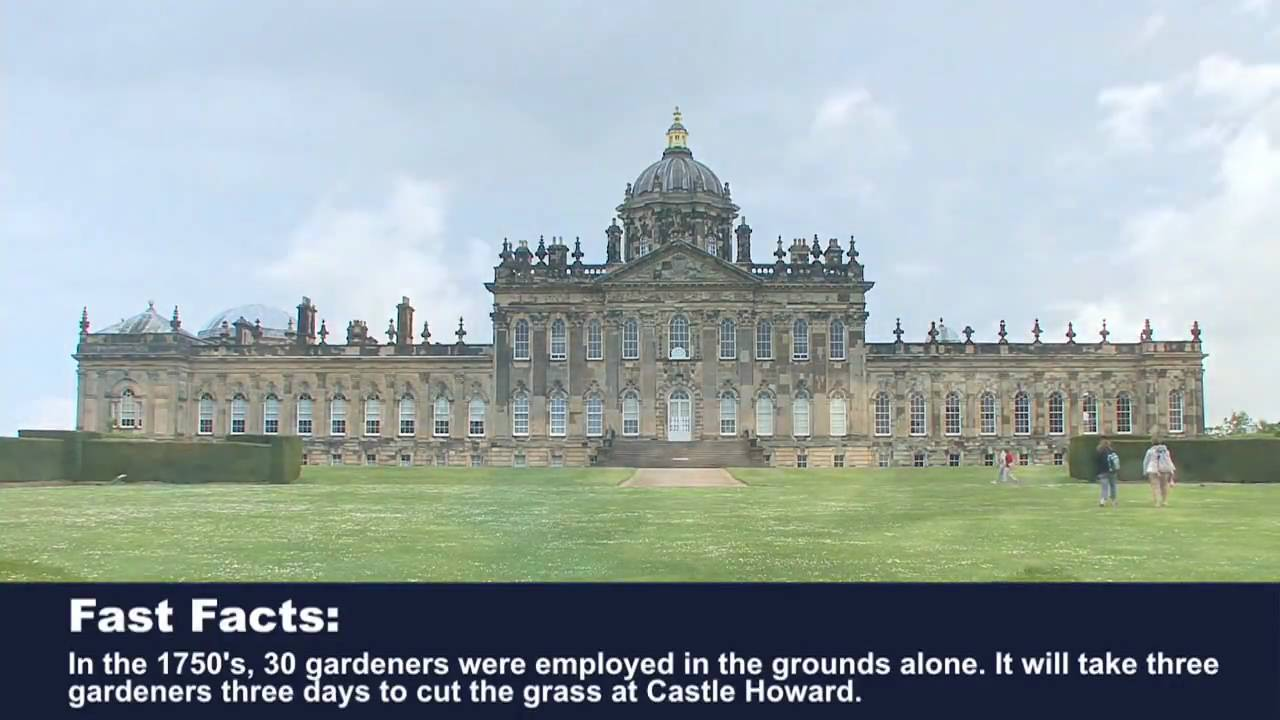 27acee275 A tour of Castle Howard in North Yorkshire England - YouTube