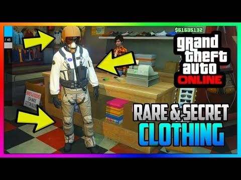GTA 5 Online: RARE PILOT OUTFIT GLITCH! - NEW Clothing Glitches PS4/XBOX ONE/PC After Patch 1.42