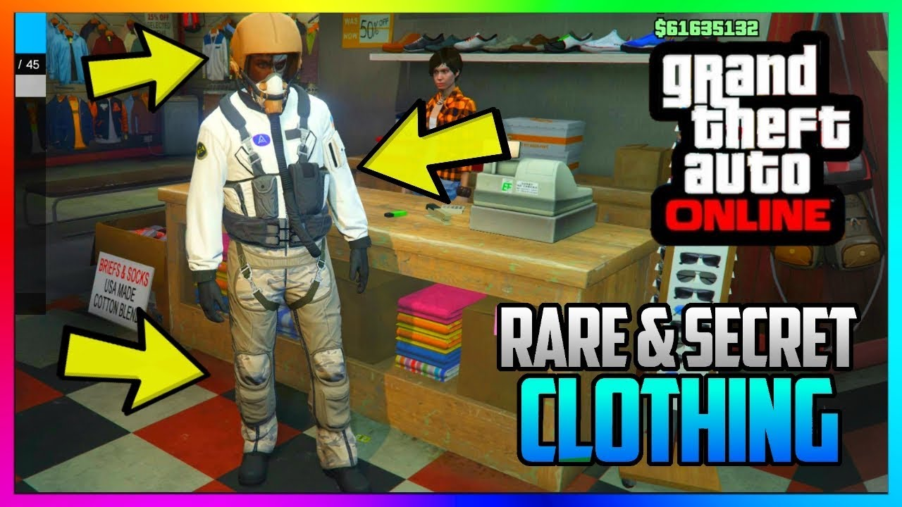 GTA 5 Online - **PATCHED** OUTFIT TRANSFER GLITCH - NO