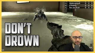 Call of Duty Minigame: Don't Drown! | Swiftor
