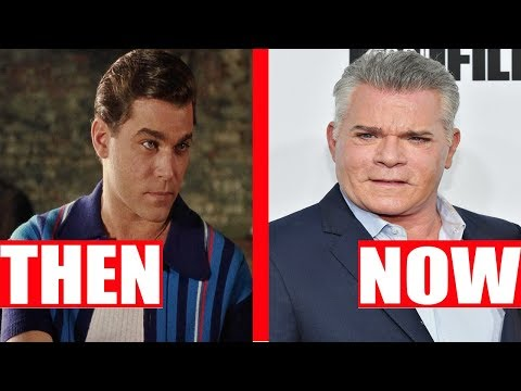 Goodfellas (1990) Cast: Then and Now 2018