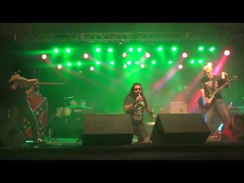 Fire Woman - Jailbreak - AC/DC Cover (Motofest Niterói - 07/09/2013)