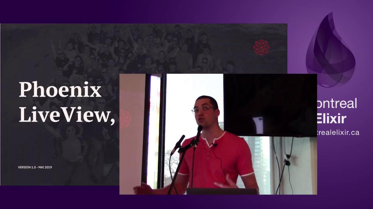 Phoenix LiveView – Application riche repensée