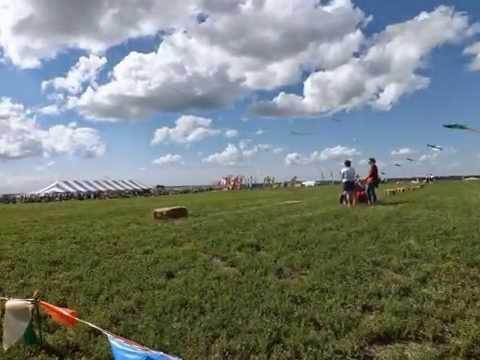 Windscape International Kite Festival, Swift Current, Saskatchewan. Part 5 Emotional Wellness