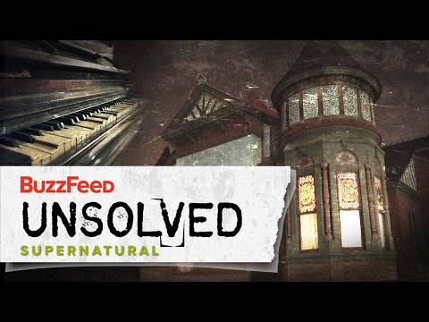 The Mystical Villa Montezuma Mansion