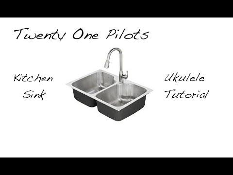 Kitchen Sink Twenty One Pilots Meaning kitchen sinktwenty one pilots advanced ukulele tutorial - youtube