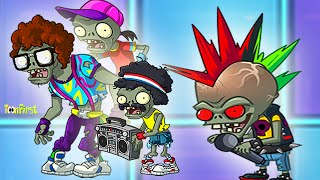 Plants Vs Zombies 2: Neon Mixtape Tour Side B | All New Plants All New Zombies Reveal