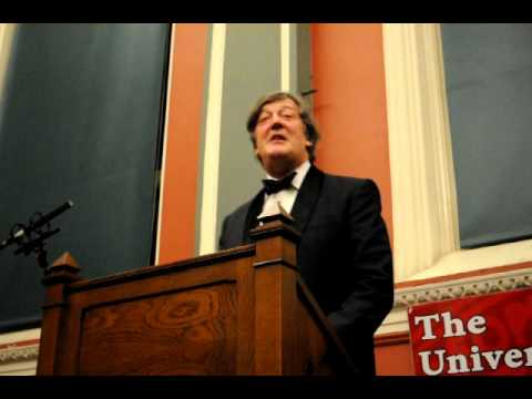 Stephen Fry on Oscar Wilde