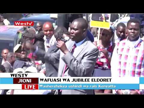 Biashara kusitishwa katika mji wa Eldoret