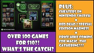 Xbox Game Pass - What