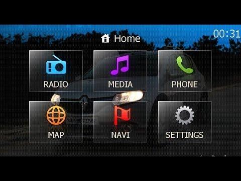 Обновление Renault Media Nav до версии 9.1.3