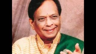 Dr M Balamuralikrishna - Sri Neelotpala Nayike - Muthuswamy Dikshitar Krithis