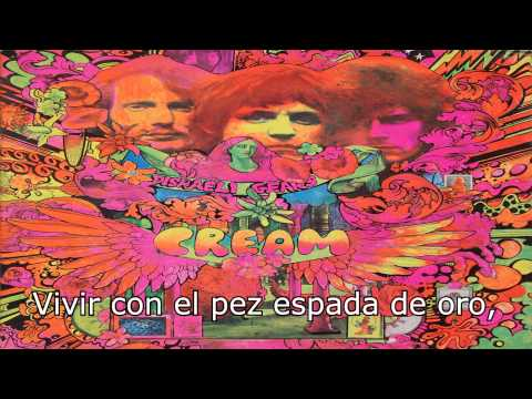 Dance the Night Away- The Cream (subtitulada español)