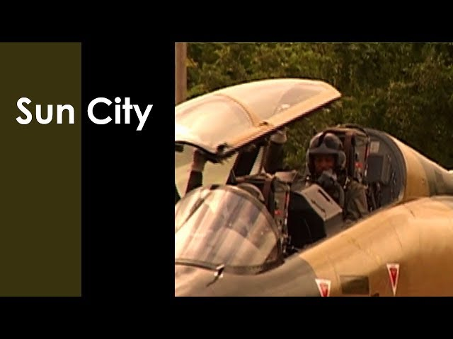 Sun City - The Airforce Excursion