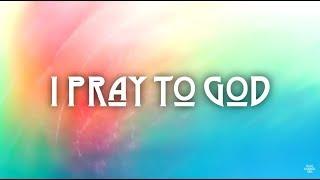 CALVIN HARRIS | PRAY TO GOD ft. HAIM | LYRIC VIDEO