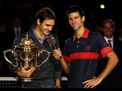 Roger Federer VS Novak Djokovic Highlight (Basel) 2010 Final