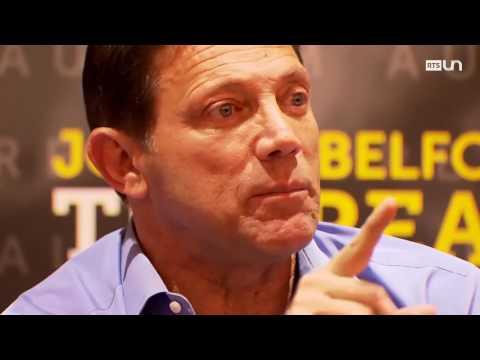 TTC - Rencontre avec Jordan Belfort, le véritable loup de Wall Street