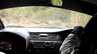 2017群馬ラリーシリーズ あさま隠山岳ラリー2017 SS4 Kazumayama ~追い上げろ!2ステが真の勝負だ!!編~