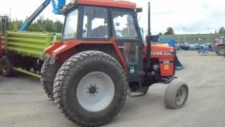 Ursus De Luxe 4512 2WD Tractor