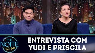Baixar Entrevista com Yudi e Priscilla  | The Noite (14/06/18)