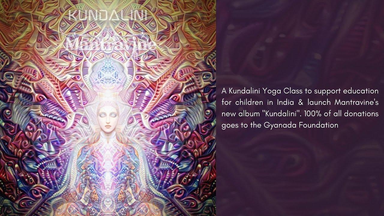 """Kundalini"" - Beginner Kundalini Yoga class to support Gyanada Foundation"
