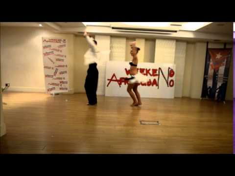 WEEKEND AFROCUBANO CYPRUS 2014-DANCE MOTION(ANDREAS&&NIKI)