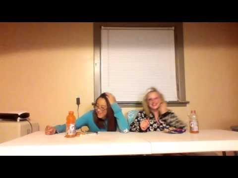 Wierd Questions|| Syanna Austin ft. Maddie Podzali