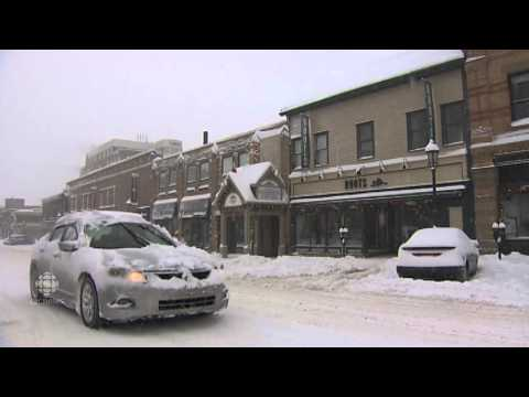 PEI Winter Storm Revisited