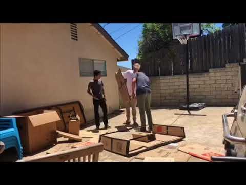 Achs cardboard boat project