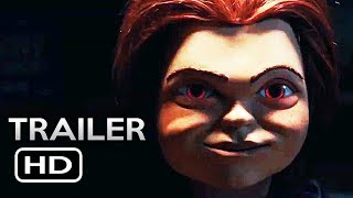 CHILD'S PLAY Official Trailer 2 (2019) Chucky Horror Movie HD