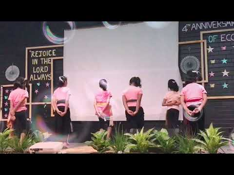 Bible action song kids / Kids Christian action song chinna manushanakulle