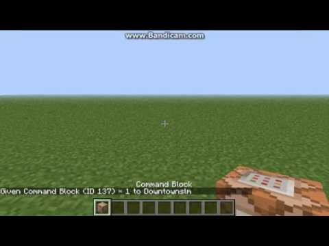 Minecraft: How to get nausea & blindness (Works for all versions)