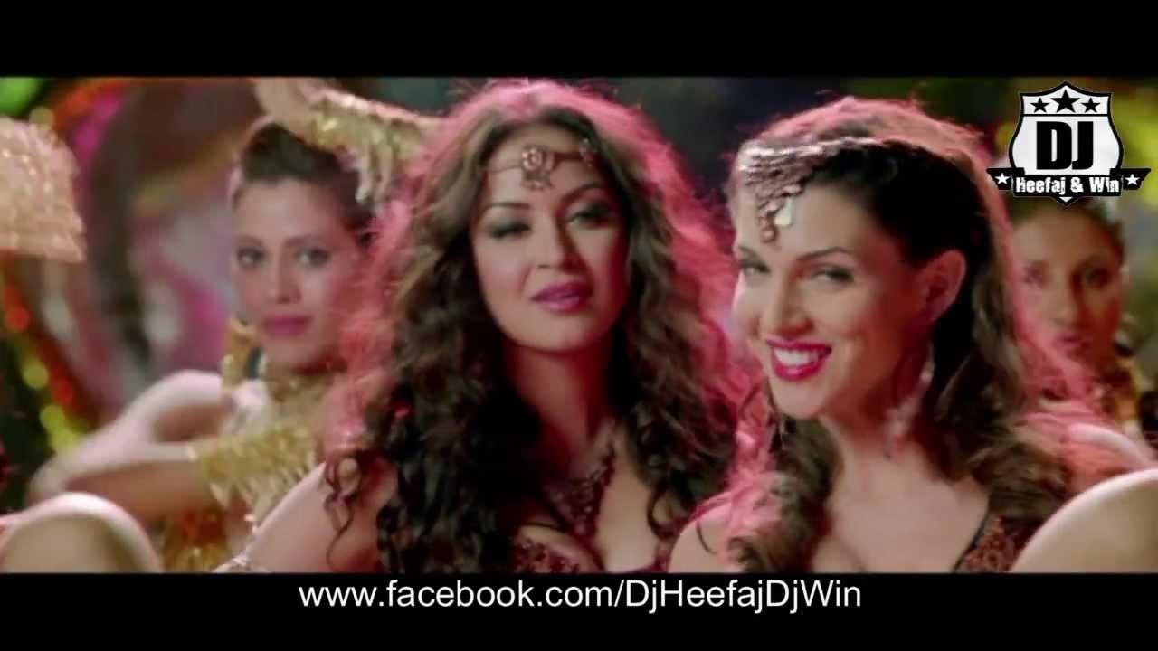 Mai Nagin Dance Nachna _ (Nagin House Mix) _ Video Mix By Heefaj Bargir