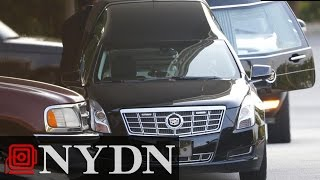 Bobbi Kristina Brown Funeral: Bobby Brown