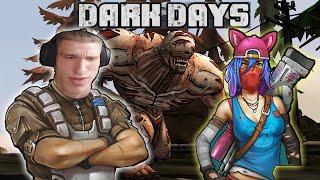У Меня Появилась Девушка ► Прохождение Dark Days: Зомби Выживание #1