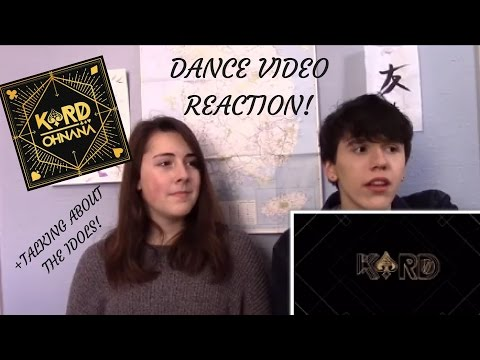 K. A. R. D. (카드) OH NANA DANCE VIDEO REACTION!(+ All about the Group Idols)