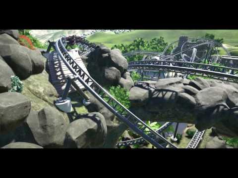 Ronat - Tropical (Planet Coaster Alpha 3)