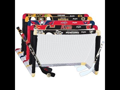 mylec hockey goal assembly instructions