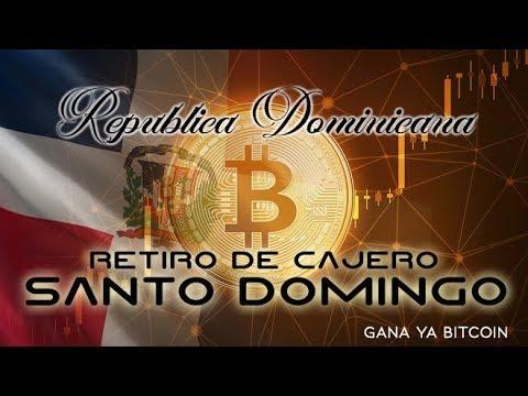 Cajero Bitcoin - República Dominicana