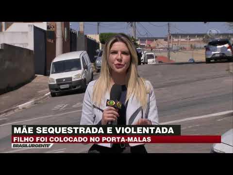 Mulher é sequestrada e abusada por sete horas