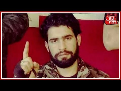 Ek Aur Ek Gyara: Hizbul Mujahideen's Commander Zakir Musa Seen In Kashmir, Video Goes Viral