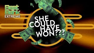 She Could Have Won?!