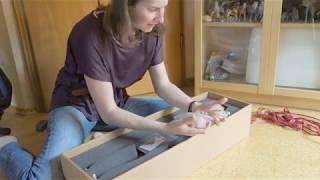 BJD Box Opening - Dollshe Aramis