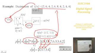 Digital Signal Processing 9: Multirate Digital Signal Processi - Prof Ambikairajah