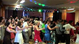Flashmob mariage fred lulue choregraphie barry white ally mcbe…