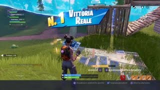 ROYAL VICTORY IN SOLID GOLD!! - Fortnite ITA