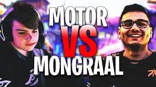 Secret Mongraal 1 VS 1 Fnatic Motor | Fortnite Creative 1v1 *INSANELY FAST BUILDERS*