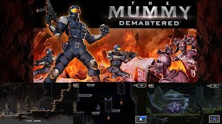 Vídeo The Mummy Demastered