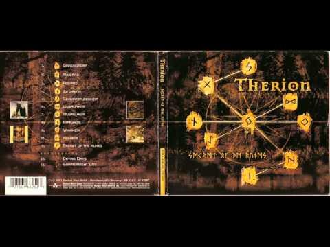Therion  Secret of the Runes 2001 FULL ALBUM