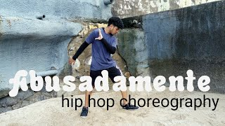 Abusadamente || MC gustta || hip hop choreography